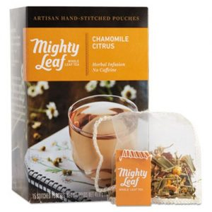 Mighty Leaf Tea Chamomile Citrus Herbal Tea