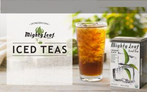 Mighty Leaf Simply Black traditional Iced Tea