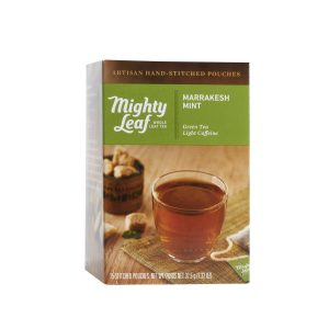 Mighty Leaf Tea Marrakesh Mint Green Tea