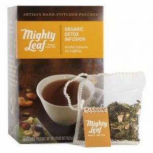 Mighty Leaf Tea Organic Detox Infusion Herbal Tea