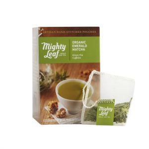 Mighty Leaf Tea Organic Emerald Green Tea