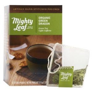 Mighty Leaf Tea Organic Green Dragon Green Tea