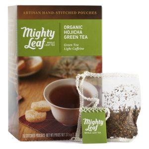 Mighty Leaf Tea Organic Hojicha Green Tea
