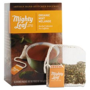 Mighty Leaf Tea Organic Mint Melange Herbal Tea