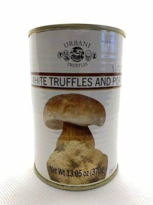 White Truffle & Porcini Sauce