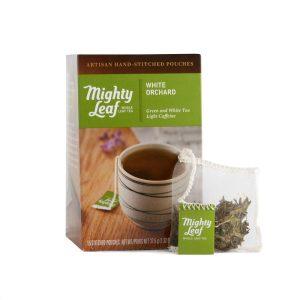 Mighty Leaf Tea White Orchard White Tea